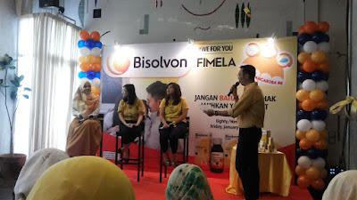 Narasumber : Amalia Sarah, dr. Riana Wijaya, Mega Valentia