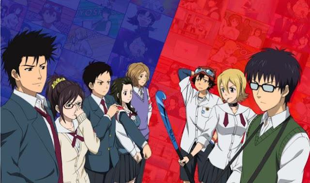 SKET Dance - Best Anime Like Grand Blue