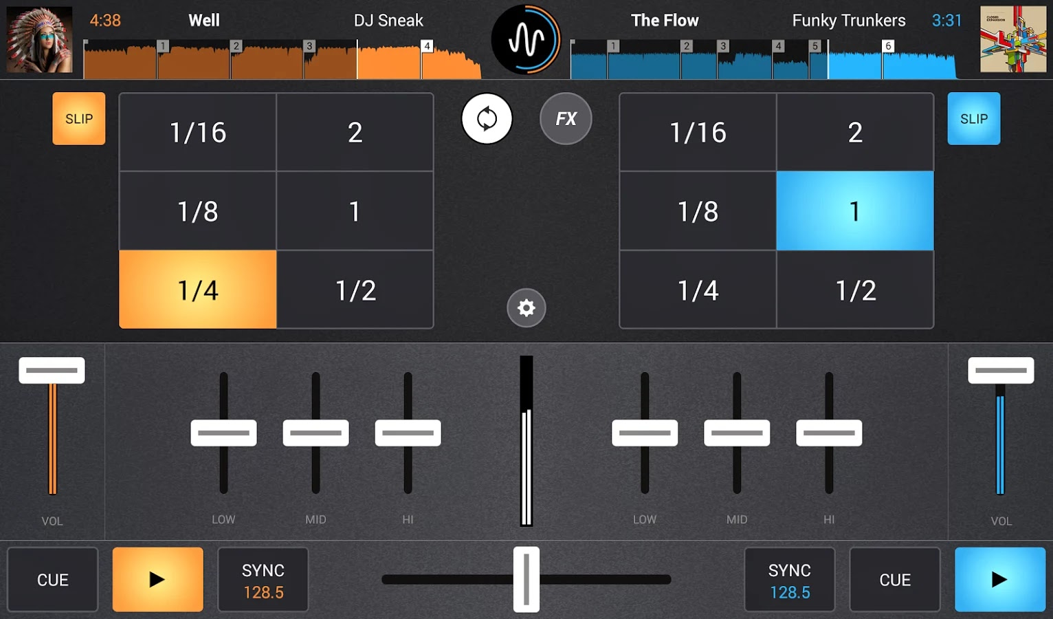 Cross DJ PRO V2.0.3 Apk For android Terbaru - APKHIP