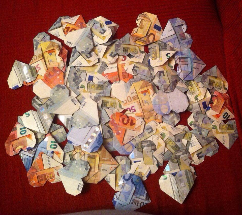 Bodas cucas ideas originales para regalar dinero a los novios for Ideas regalo boda amigos