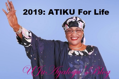 SACK Me If U Wish, 2019, I Am For Atiku - Aisha Alhassan Dares President Buhari