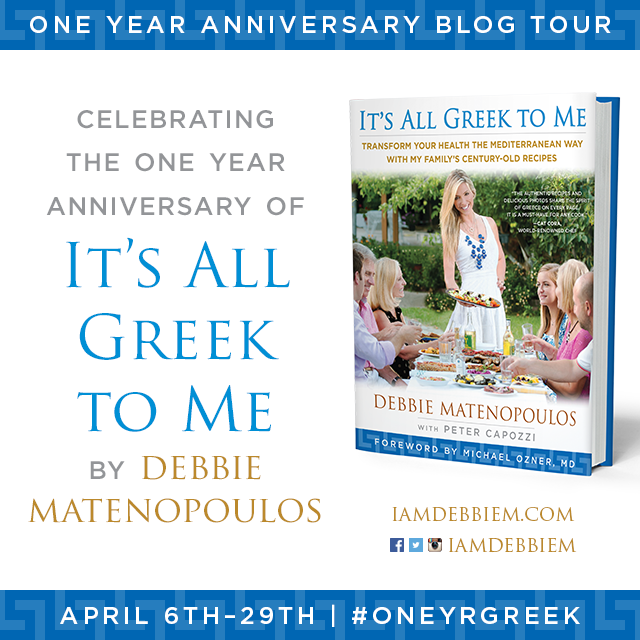 Transform Your Health the Mediterranean Way with My Familys Century-Old Recipes Its All Greek to Me