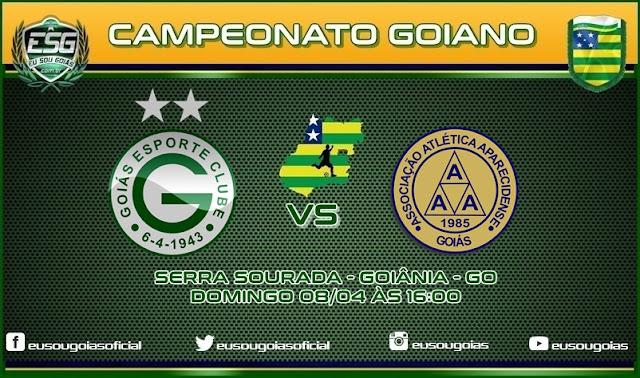 Ingressos à venda para Goiás x Aparecidense
