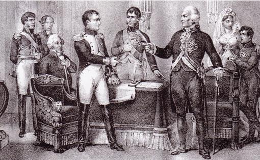 Resultado de imagen para 1808  las abdicaciones de Bayona