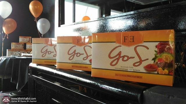 Go-S, produk pelansingan dan kesihatan,