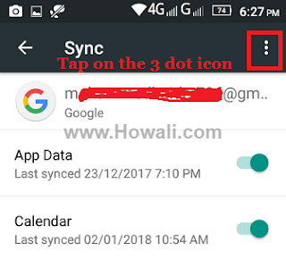 How to Remove Google / Gmail Account from Android Phone