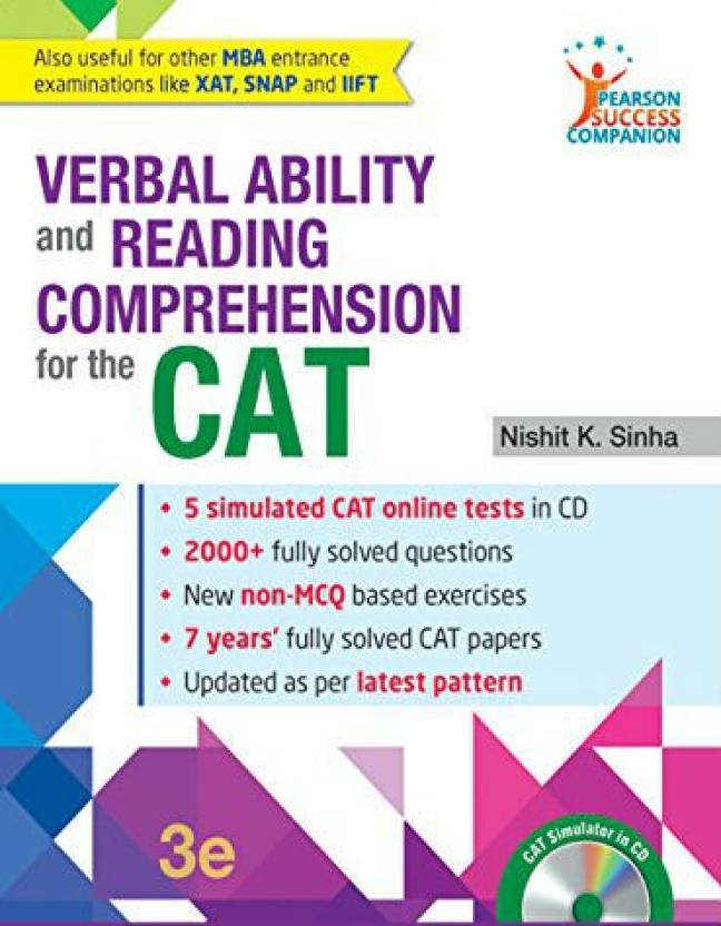 Verbal Ability for CAT PDF