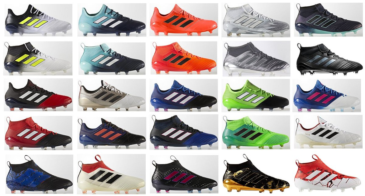 3ac5505bc Goodbye - Here Is The Full History Of The Adidas Ace 2018 Sports ...