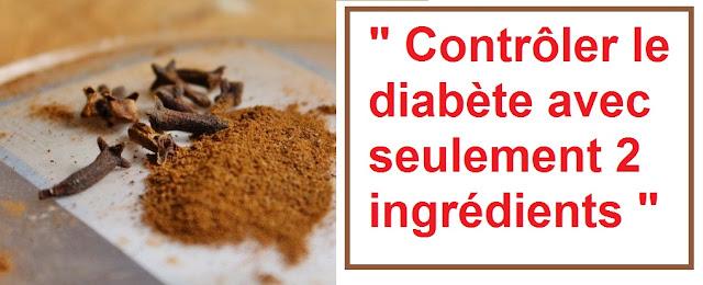 Comment réguler ses niveaux de sucre dans le sang grâce à deux ingrédients