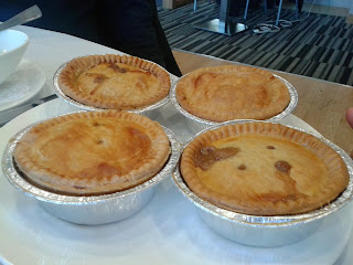 Morecambe FC Football Pies