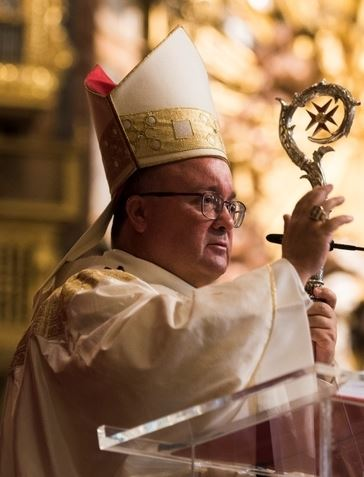 HOMELIES AND MESSAGES BY THE ARCHBISHOP OF MALTA