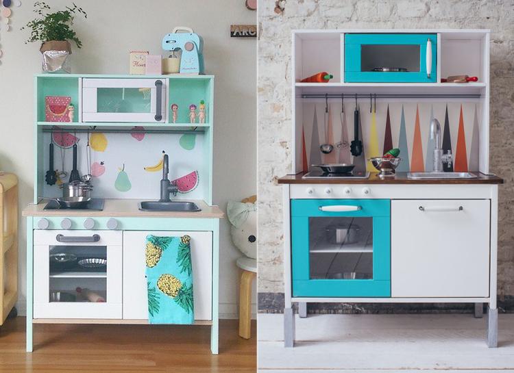 Personalizza la cucina giocattolo Ikea - Arredamento facile