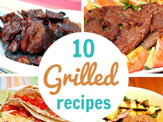 Grilled Faves Round Up!