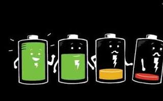 baterai android tidak bisa diisi ulang