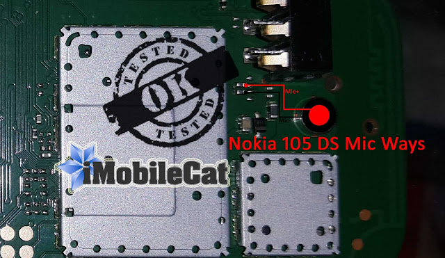 Nokia 105 Dual Sim Mic Jumper Ways Solution | iMobileCat
