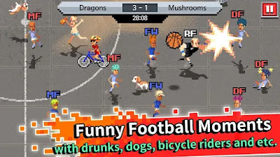 Dumber League MOD APK + DATA Unlimited Money v1.3 for Android Hack Terbaru 2018