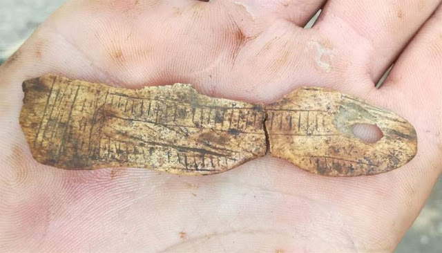 15,000 year old 'Venus' figure discovered on Croatia's Dugi Otok island