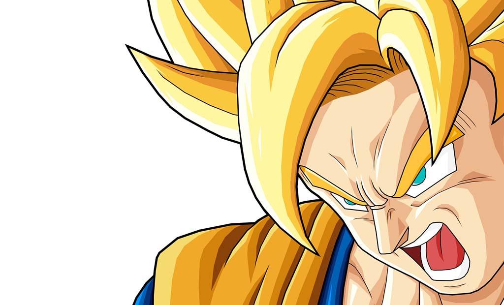 ZOOM HD PICS: Dragonball Z, Super Saiyan Goku Wallpapers HD
