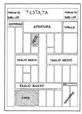 Prima pagina 3 Giornalismo Silvana Calabrese
