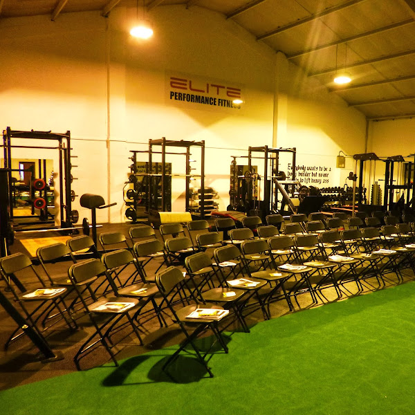 Elite Performance Fitness Christmas Survival Event