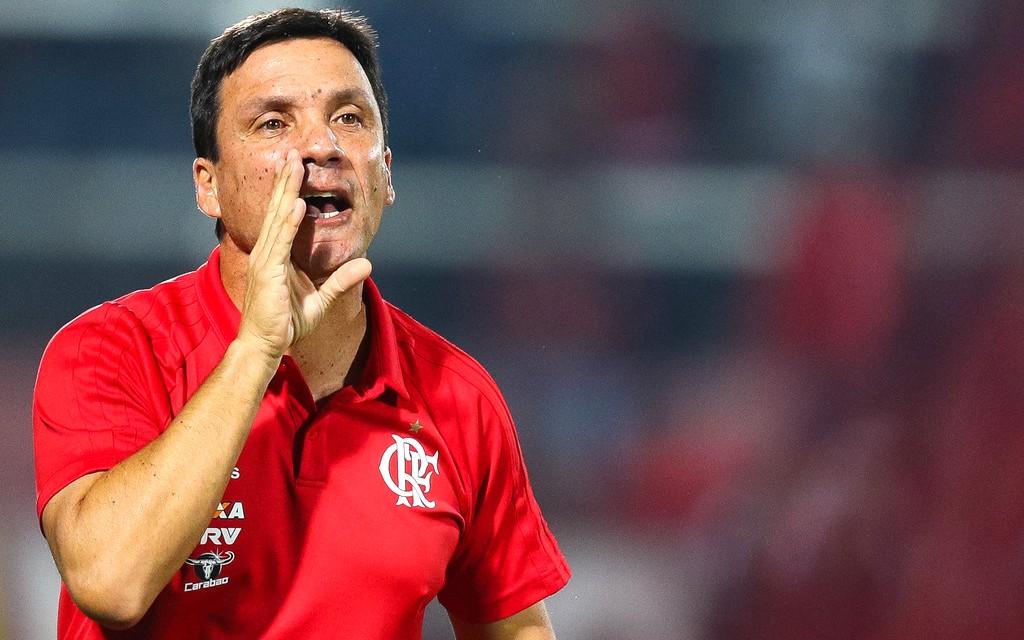 Resultado de imagem para Flamengo perde em casa e demite o técnico Zé Ricardo