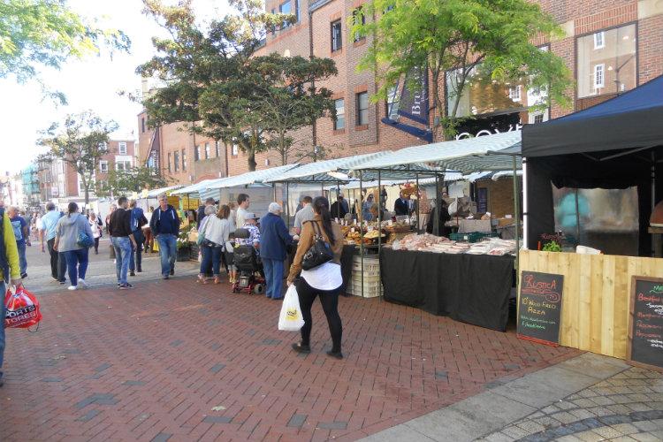 Scarborough Food Fair