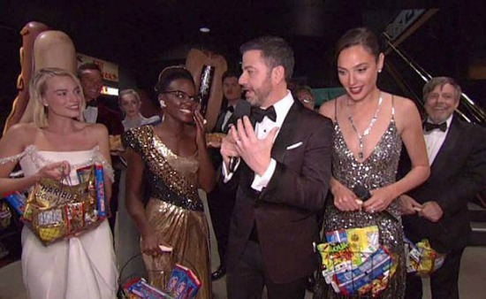 Jimmy Kimmel hosts the Oscars 2nd year How did he do?