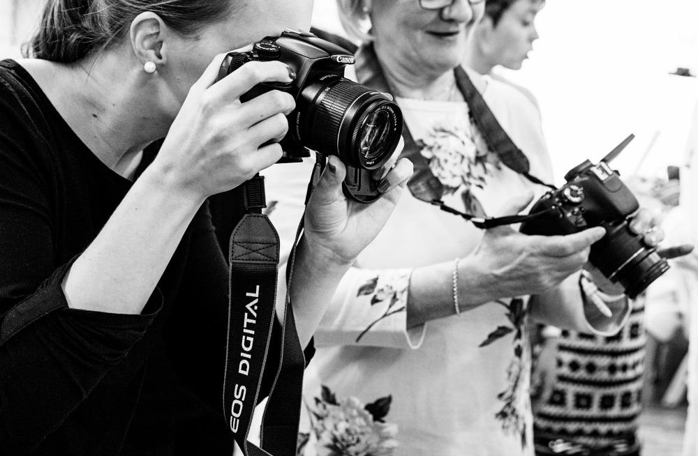 Sisustustalo Kodinonni, valokuvauskurssi