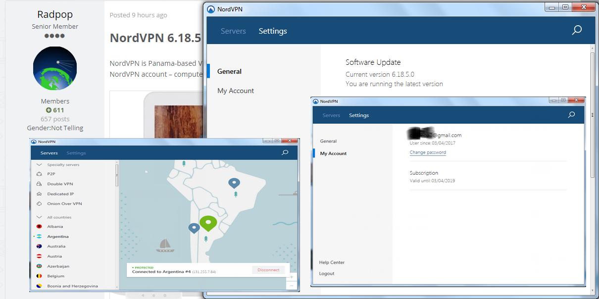 NordVPN 6 18 5 - Software Updates - nsane forums