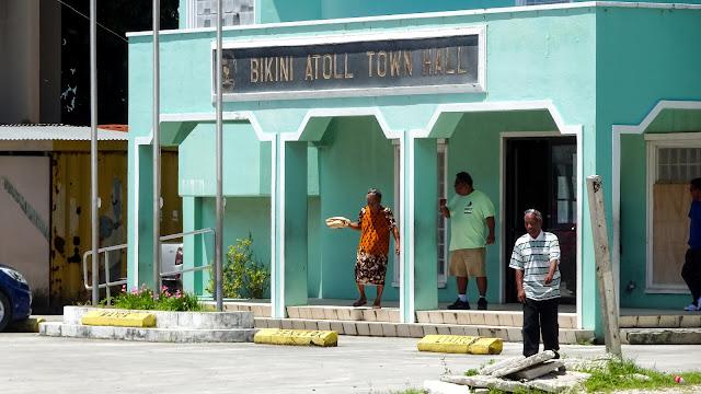 Bikini Atoll Building