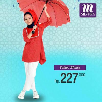 Mezora Tabiya Blouse - Rp. 227000