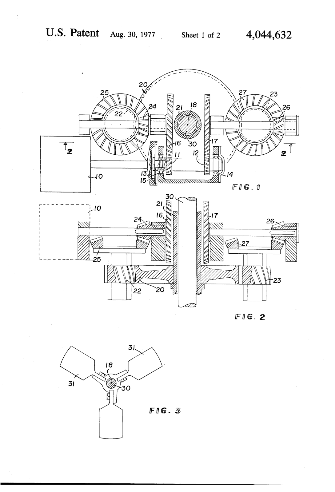 Twin Channel Reduction Drive With Electric Motor Auto Part
