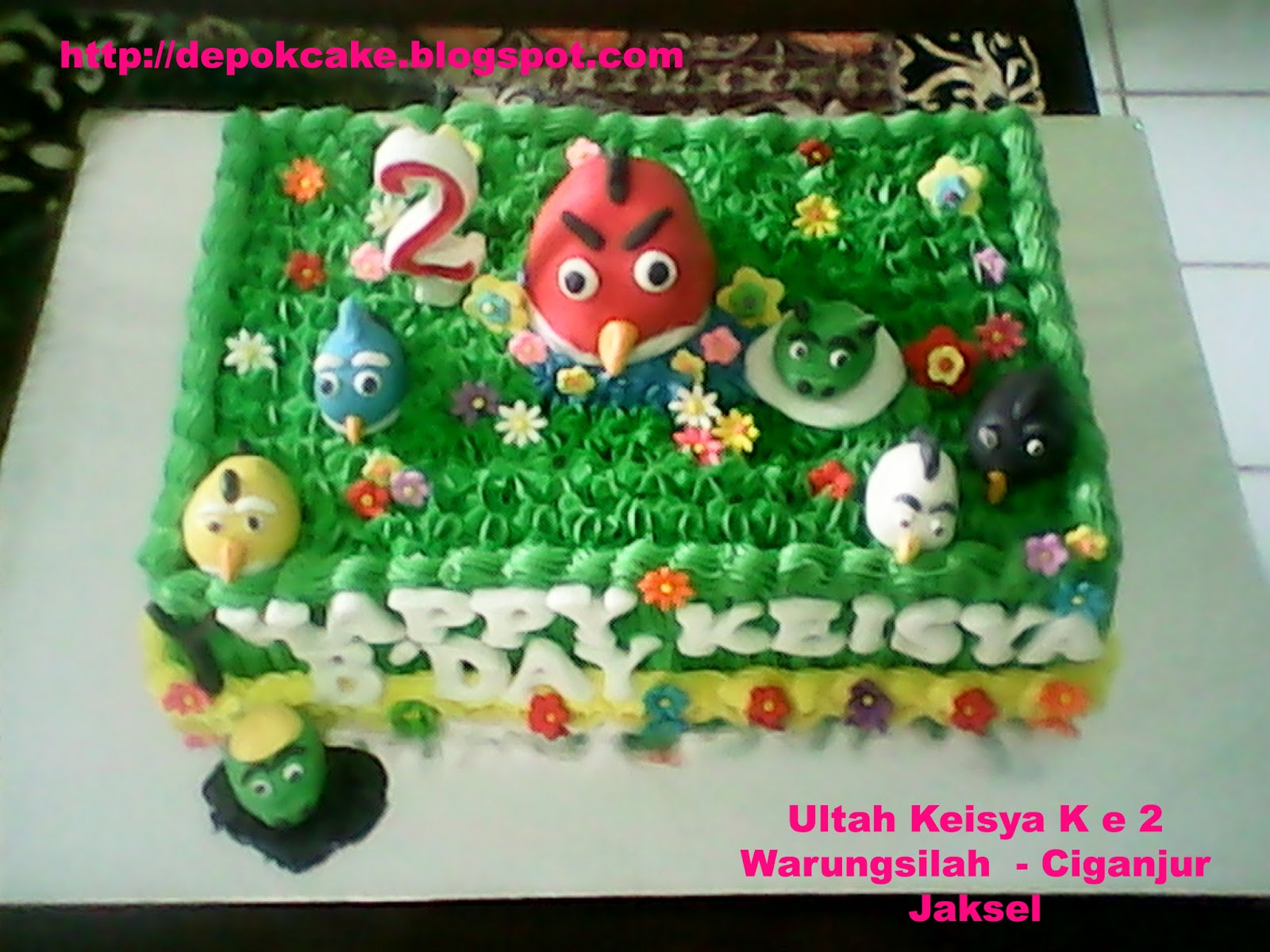 Gambar Kue Ulang Tahun Untuk Anak Anak | New Calendar ...