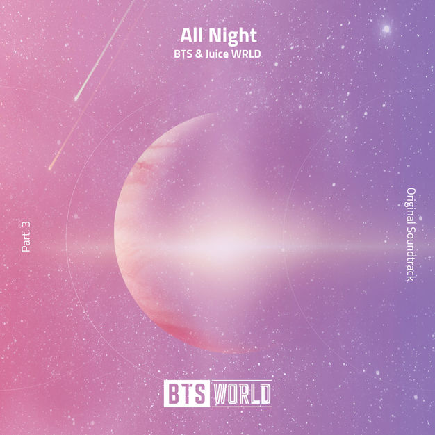 Baixar Música BTS & Juice WRLD – All Night (BTS World Original Soundtrack) Pt. 3 Mp3