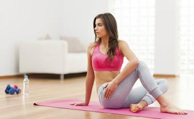 Comienza tu rutina fitness