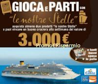 Logo Concorso ''Gioca e parti'' Eurospin: vinci ogni settimana 150 buoni spesa d 50€ e 1 crociera da 3.000€