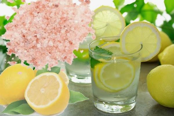 Лимони и Хималайска Сол