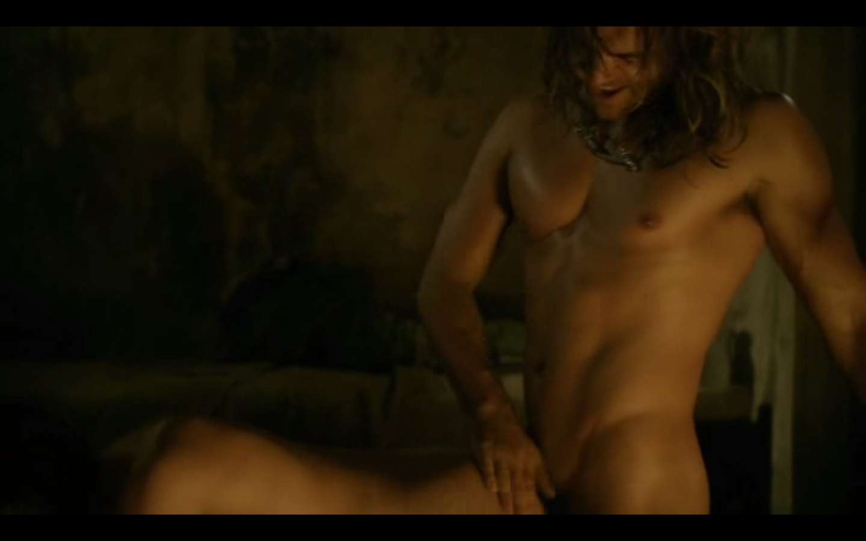 Hot Nude Men Of Spartacus HD