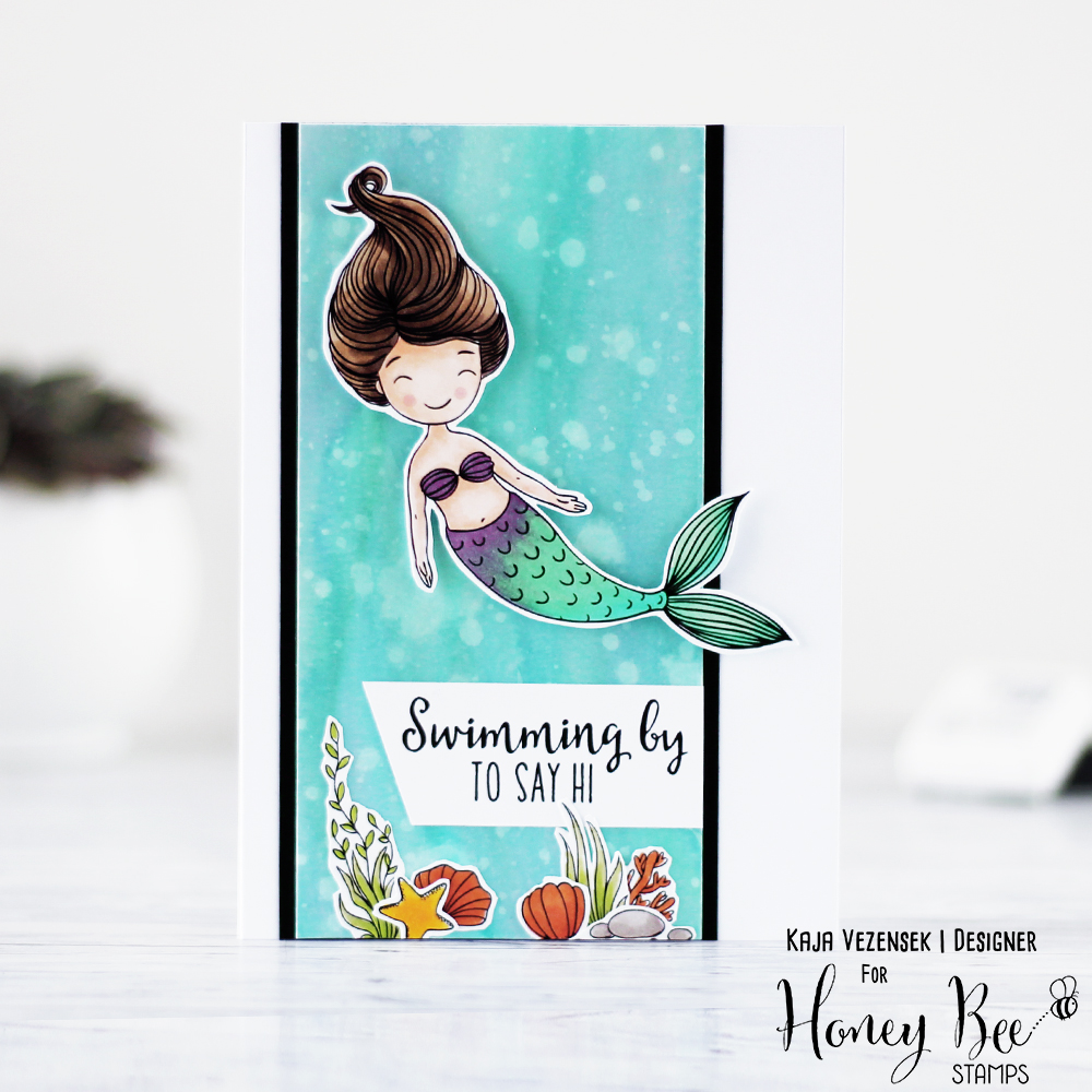 Blog swim (hop) | HONEY BEE