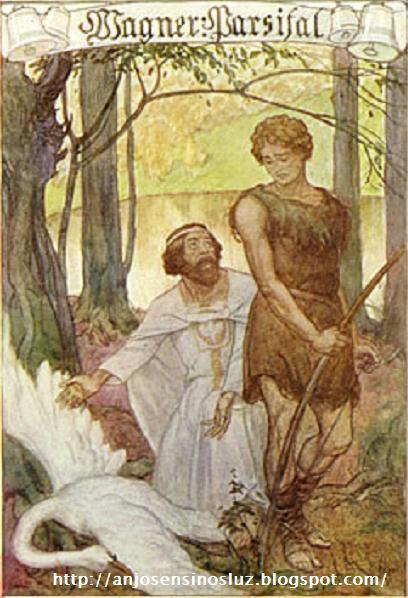 Resultado de imagem para gurnemanz do Parsifal