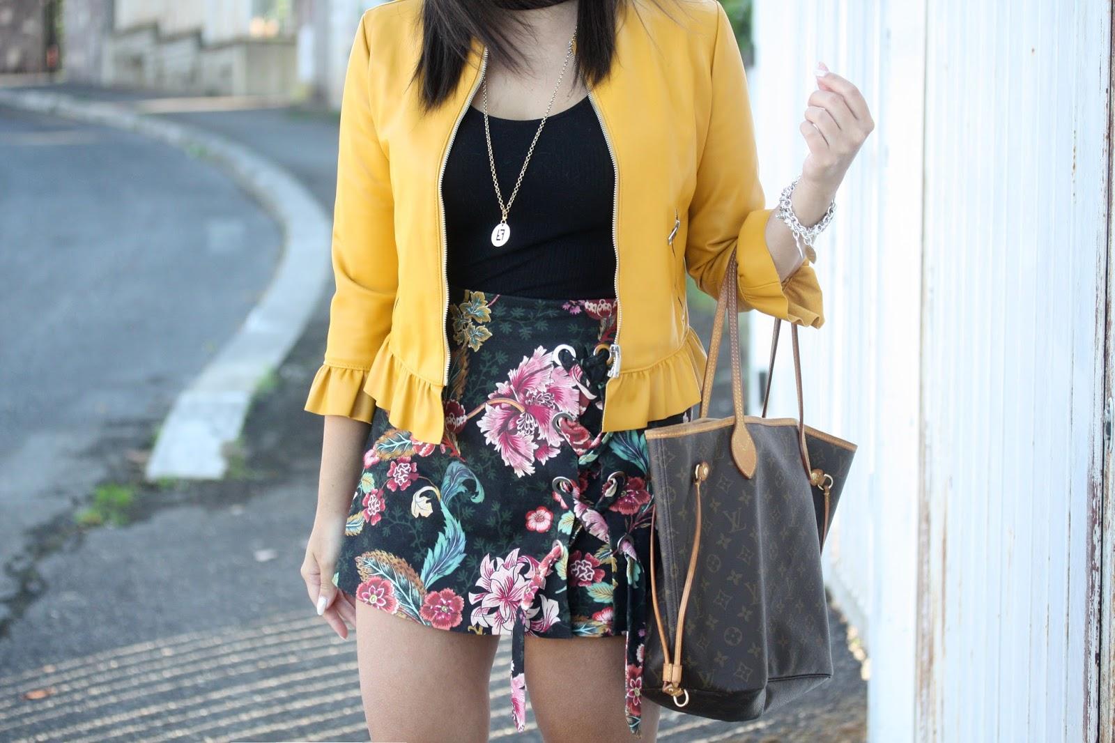 Come Abbinare Il Senape only shopping blog - fashion blogger: floreale e in color