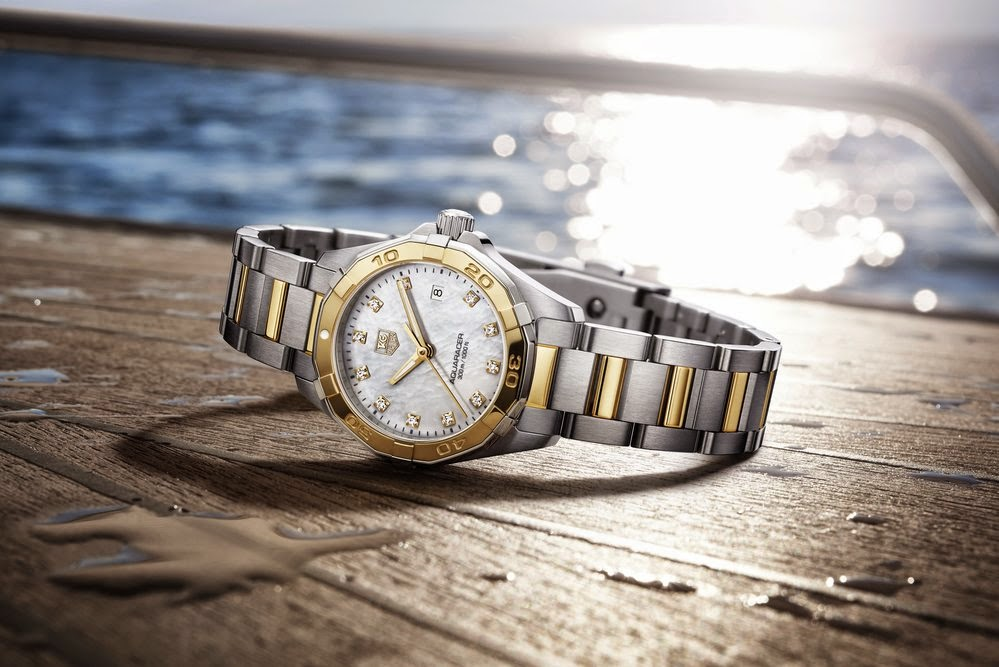 9e40f95d5a4d9 TAG Heuer – New Aquaracer Lady