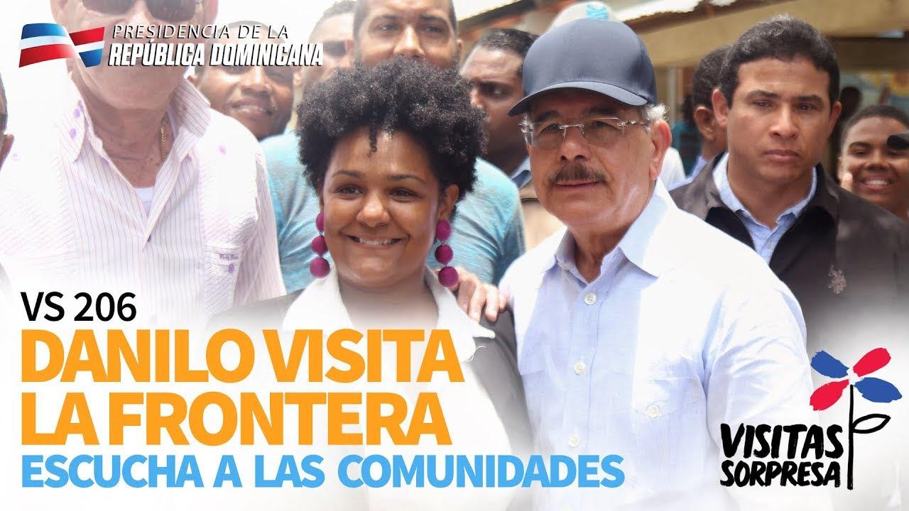 VIDEO: VS 206. Danilo visita la frontera. Escucha a las comunidades