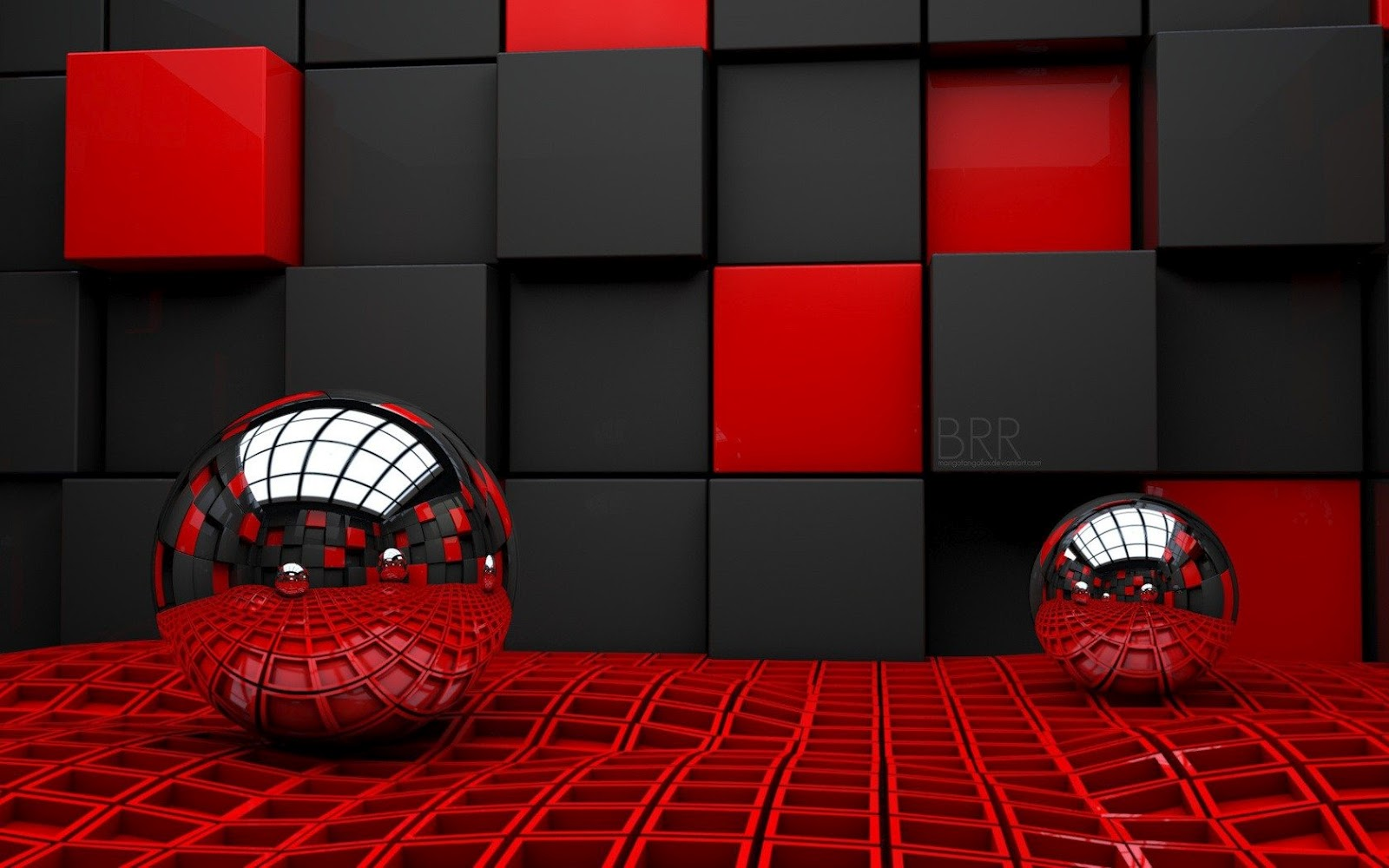 3D Desktop Wallpaper