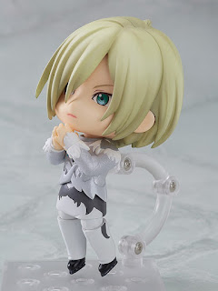 Nendoroid Yuri Plisetsky de Yuri!!! on ICE - Orange Rouge