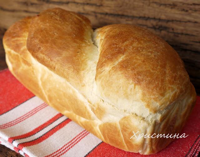 Белтъчен хляб