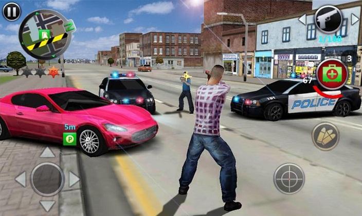 5 GAME YANG MIRIP GTA 5 DI ANDROID, NOMOR 2 PALING MIRIP ...