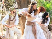 Ειρήνη του Αριστοφάνη σε σκηνοθεσία Δέσποινας Σαρόγλου