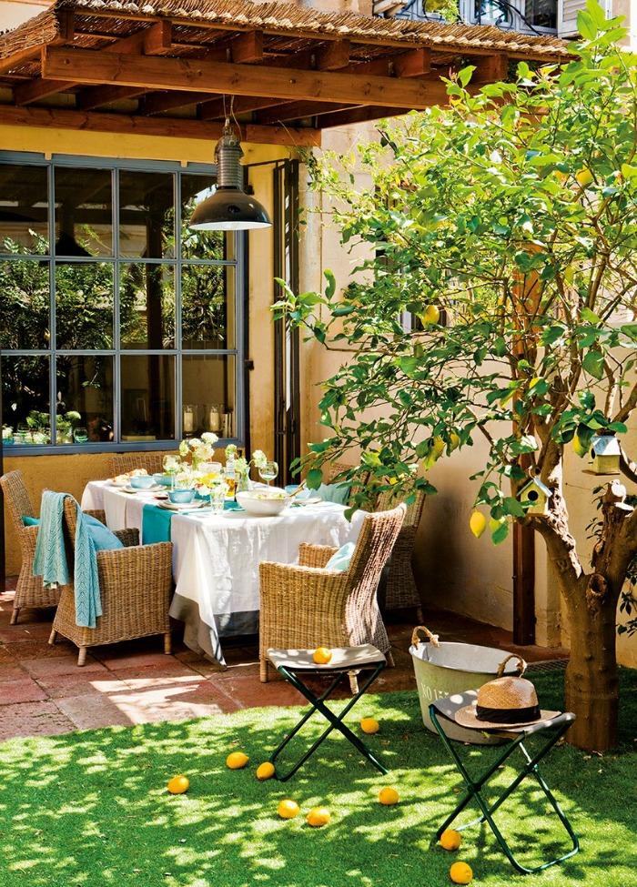15 comedores exteriores para jard n o terraza guia de jardin