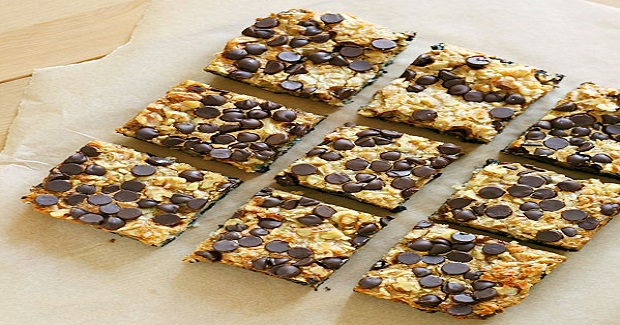 Pumpkin Spice Oreo Magic Cookie Bars Recipe